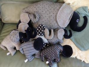 Les éléphants 037