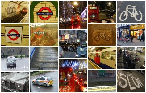 Les transports londoniens